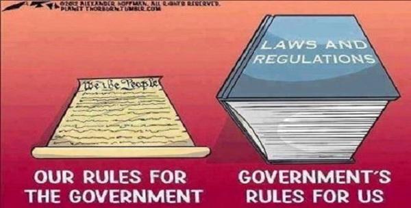 Je korrupter der Staat, desto zahlreicher die Gesetze