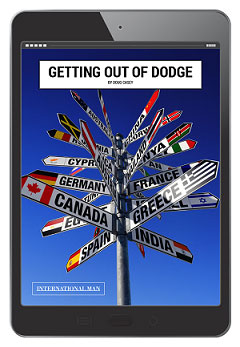 Getting Out of Dodge by Doug Casey