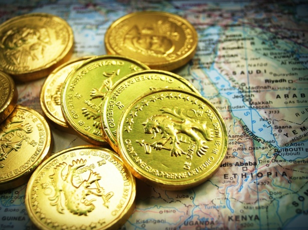 gold could be the last refuge