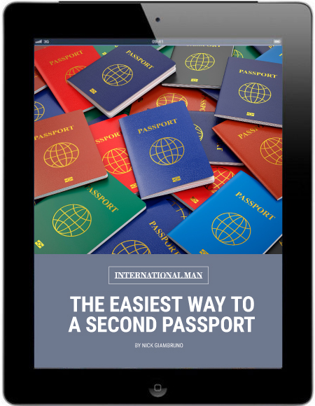 The Easiest Second Passport