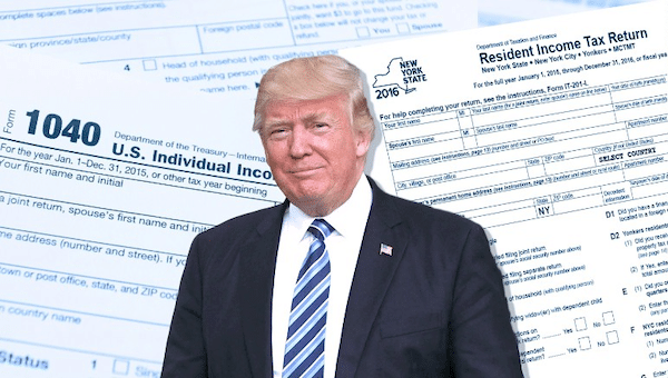 Trump taxes debunked