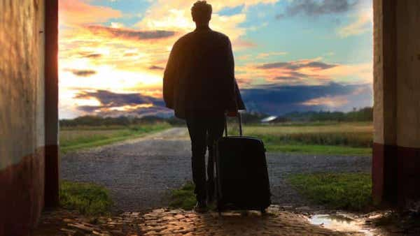 Sophisticated traveler