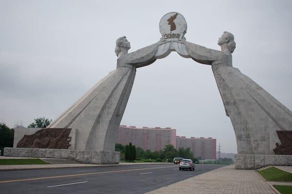 Korea reunited