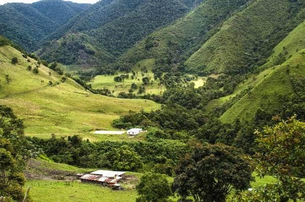 FARC Marquetalia Colombia