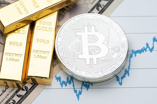 Gold, Bitcoin, and Fiat