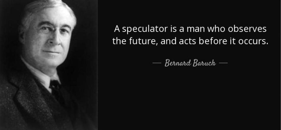 Decade of the Speculator