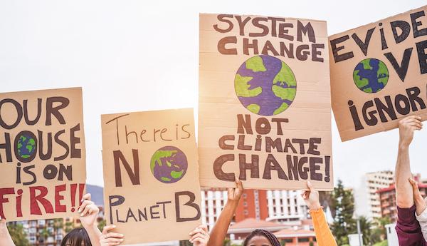 BlackRock und Citi steigen auf den Klima-Nazi-Zug auf